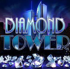 Nya Diamond Tower - nå bonusspelet och vinn stort i denna actionfyllda video slot!  #videoslot #spel