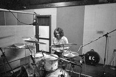 Michael Giles at Wessex Studios | July 1969