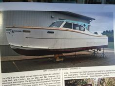 ⚓ByDiver969⚓ James Bond Suit, Camper Boat, Classic Wooden Boats, Cabin Cruiser, Vintage Boats, Cool Boats, Aluminum Boat, Wooden Cabins, Power Boats