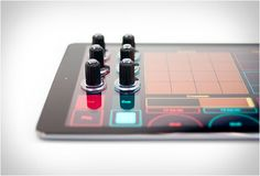 Working like a stylus, the Tuna Tablet DJ Knobs can be considered as physical controls knobs for your touchscreen. They come from Tuna DJ gear who are a Kickstarter funded, Rotterdam based startup. Linux, Spotify Or Apple Music, Keychain Tools, Smartphone, Dj Gear, Drum Machine, Music System, Tech Gadgets, Apple Watch