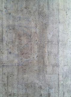vertical board form concrete
