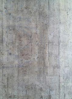 vertical board form concrete