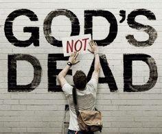 God's Not Dead movie. Wonderful movie! We loved it!