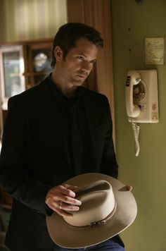 Timothy Olyphant talks 'Justified,' his evolving career, and securing his place…