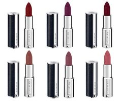 Givenchy Le Rouge Mat Spring 2018