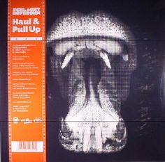 The artwork for the vinyl release of: Schlachthofbronx - Haul and Pull Up (Rave and Romance) #music Bass