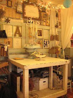 sj studio work space