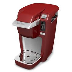 Keurig K-10 Red Mini Plus Single-Cup Brewer | Overstock™ Shopping - Great Deals on Keurig Coffee Makers