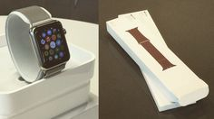 Apple Watch unboxing videos, photos surface ahead of launch | Here's what an early Apple Watch looks like out of the confines of its box, now in video form. Buying advice from the leading technology site