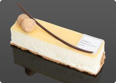 Sadaharu Aoki :: Cheese Cake Citronné