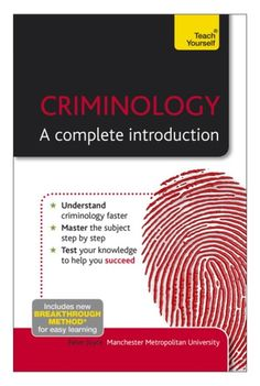 """Read """"Criminology: A Complete Introduction: Teach Yourself"""" by Peter Joyce available from Rakuten Kobo. Written by Peter Joyce, who is a current criminology lecturer and a leading researcher, Criminology - The Essentials is . Free Kindle Books, Free Ebooks, Got Books, Books To Read, Reading Online, Books Online, Detective, Crime Books, Essentials"""