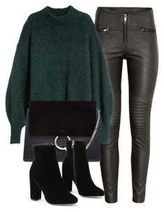 """""""Untitled #6995"""" by laurenmboot ❤ liked on Polyvore featuring H&M and Chloé"""