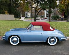 1956 Porsche 356 Spyder by Have Fun SVO, via Flickr