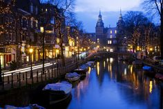 Amsterdam :))