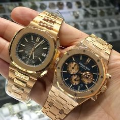 King of Watches Patek Philippe Or Audemars Piguet Both in stock choose one % Authentic. King of Watches Patek Philippe Or Audemars Piguet Both in stock choose one % Authentic. Patek Philippe, Audemars Piguet, G Shock, Cool Watches, Rolex Watches, Wrist Watches, Analog Watches, Fine Watches, Men Accessories