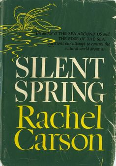 "May 27, 1907: ""Silent Spring"" ecologist Rachel Carson is born."