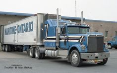 I have pretty much exhausted my Maritime-Ontario photo collection, so this is definitely the last installment - - Part 7 of M-O had nea. Dodge Ram Diesel, Diesel Trucks, Classic Tractor, Classic Trucks, Lifted Trucks, Old Trucks, Muddy Trucks, Semi Trailer Truck, Chevrolet Trucks