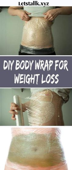 DIY BODY WRAP FOR WEIGHT LOSS#health #beauty #getrid #howto #exercises #workout #skincare #skintag  #bellyfat #homeremdieds #herbal