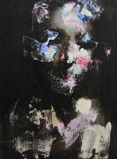 """Crespi,"" original portrait painting by artist Jean-Luc Almond available at Saatchi Art #SaatchiArt"