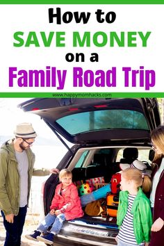 Easy Ways to Save Money on Family Vacations & Road Trips with Kids. Budget travel ideas for hotels, food, free attraction ideas, and more. Plus a free Trip Cost Calculator to figure out how much your vacation will cost. Learn how to have a fabulous vacation without breaking the bank. Travel Money, Budget Travel, Travel Ideas, Travel Tips, Travel Destinations, Great Vacations, Family Vacations, Vacation Ideas, Family Travel