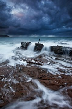 The Goddess Of Thunder by Darren J Bennett on 500px