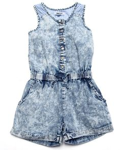 Love this LAZY DAYZ DENIM & MESH ROMPER (2T-4T) on DrJays and only for $29.99. Take 20% off your next DrJays purchase (EXCLUSIONS APPLY). Click on the image above to get your discount.
