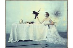 ANDREA JANKE Finest Accessories: Exhibition | Haute Couture: Déjà-Vu by Cathleen Naundorf #HauteCouture #CathleenNaundorf #Photography