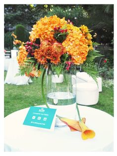 Decoración para bodas y eventos Flores y Piedras www.floresypiedras.cl