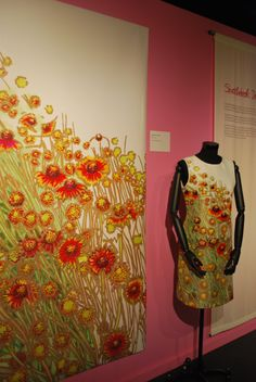 Zandra Rhodes - Fashion Textiles Museum, London