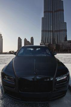 classyhustler: Rolls Royce Wraith | photographer