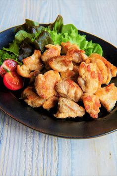 「また食べたい!」と家族のリクエストが止まらない♪Mizukiさんの簡単ほめられごはん   くらしのアンテナ   レシピブログ Japanese Chicken, Kung Pao Chicken, Chicken Recipes, Food And Drink, Sweets, Meat, Dinner, Cooking, Ethnic Recipes