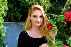 #summer #hispanic #makeup #hair #blonde #fashion #model #photography #modeling #cuban #photoshoot #roses #smile