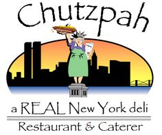 Chutzpah NY Deli in Fairfax - authentic and reasonably priced meals including breakfast with fresh bagels, bialys, Blintzes and Matzo Brei