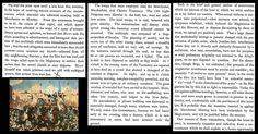 16th August 1819 - Peterloo Massacre, Manchester
