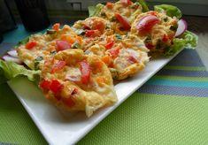 Bruschetta, Vegetable Pizza, Cauliflower, Vegetables, Ethnic Recipes, Food, Pictures, Cauliflowers, Essen
