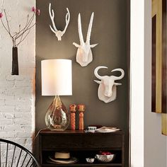 Creature Features: Animal-Themed Decor from decorist.com