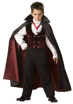 Boys Vampire Costume