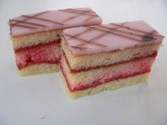 Punčový řez jako z cukrárny Vanilla Cake, Cheesecake, Punk, Sweets, Philadelphia, Food, Bakken, Love, Gummi Candy