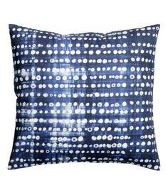 H&M Cotton cushion cover £7.99