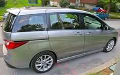 My Behind the Wheel Experience in the 2013 Mazda5