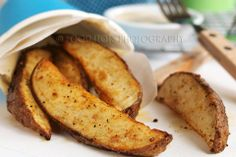 Oven Baked Fries (from Food 4 Tots)