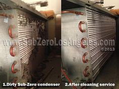 How to Clean Condenser on a Sub-Zero® Refrigerator