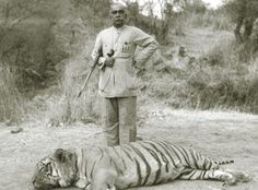 A History of Man-Eaters