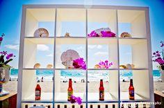 This San Diego beach wedding designed by Alchemy Fine Events for True Beach Weddings with True Photography, Isari Flower Studio. Wedding Events, Our Wedding, Wedding Ideas, Wedding Table, Dream Wedding, Modern Beach Decor, Island Weddings, Beach Weddings, Wedding Beach