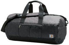 "Fed duffelbag fra Carhartt - D89 Round Duffel 24"", sort (110213-001) - Diverse - BILLIG-ARBEJDSTØJ.DK"