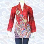 Blus Batik BB129