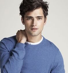 Meet Sean O'Pry, the Hot Dude From Taylor Swift's 'Blank Space' Video  - ELLE.com