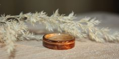 Australian Blackwood, Eucalyptus and Oak wood ring. Touch Wood Rings