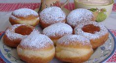 Šišky z relácie Tajomstvo mojej kuchyne Doughnut, Hamburger, Muffin, Bread, Breakfast, Desserts, Blog, Hampers, Food Ideas