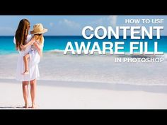 (136) How to Remove Objects from a Photo in Photoshop CC using the Content Aware Fill Tool Tutorial - YouTube